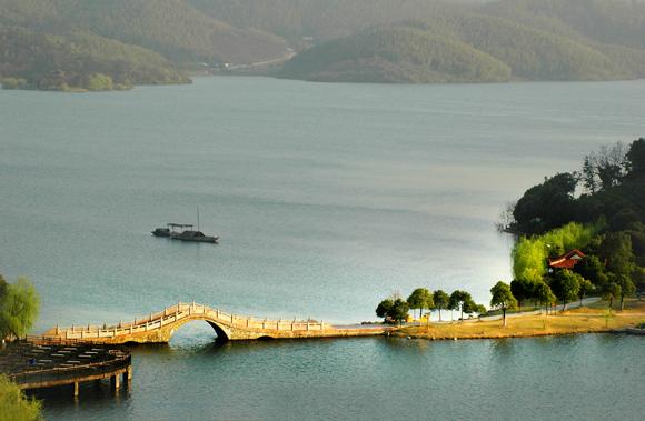 天目湖彩虹桥
