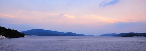 秋品天目湖