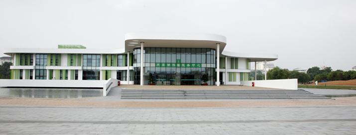 天目湖旅行社游客中心