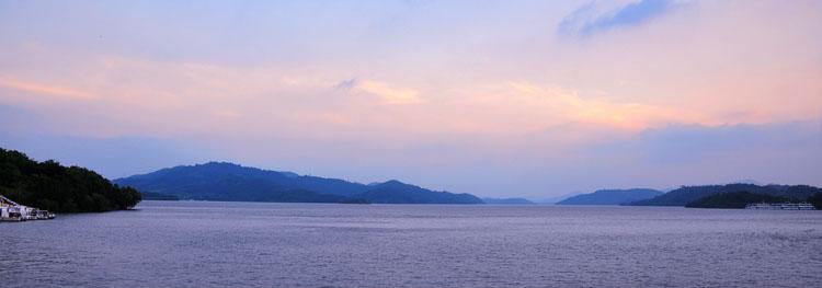 天目湖山水园