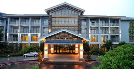天目湖温泉酒店西餐厅